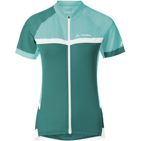 VAUDE Pro II Jersey Women, nickel green